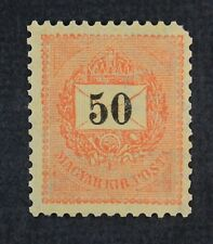 CKStamps: Worldwide Stamps Hungary Scott#46 Mint H OG