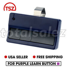 Replacement For LiftMaster 373LM Gate or Garage Door Opener Remote - Blue