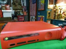 Red Xbox 360 Elite Resident Evil 5 Limited Edition 120Gb Red Console.