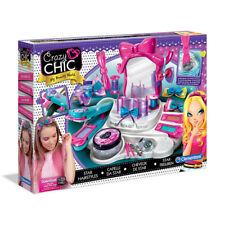 Crazy Chic gioco per bambine creativo Clementoni crea acconciature per capelli