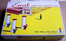 Emil und die Detektive - Erich Kästner - Spiel zum Buch -2003 Schmidt Spiele-Top