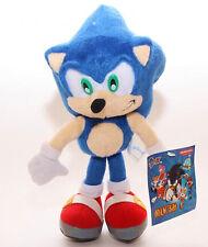 "8.5""  Sega Sonic the Hedgehog Plush Doll - Blue Stuffed Toy To Kids Gift"