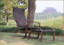 New Outdoor Rattan PE Wicker  Furniture Lounge Chair Set