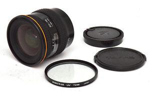 Tokina AF 20-35mm F3.5-4.5 Lens For Sony Alpha Mount! Good Condition!