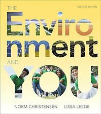 The Environment and You by Lissa Leege and Norman Christensen (2014, Paperback)