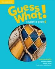 Guess What! American English Level 6 Student's Book by Susannah Reed (2015,...