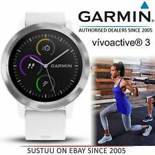 Garmin Vivoactive 3 GPS Correr Hrm SPORTS Smartwatch │ Corazón Ritmo │ Bluetooth