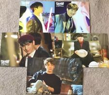 NEW SHINee WORLD J Fan Club Limited Photocard set TAEMIN KEY ONEW MINHO JYONHYUN