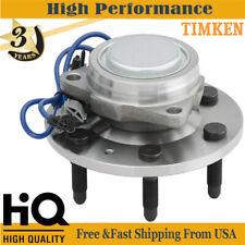 Timken Front Wheel Hub Bearing and Hub for 07-13 Chevy Silverado GMC Sierra 1500