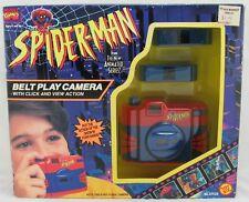 Spider-Man Belt Play Camera, Toy Biz 1994, Sealed in Box