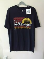 VW Volkswagen T Shirt Camper Graphics Size M BNWT Official Licensed
