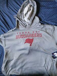 Men's bucs  Hoodie Sweatshirt XL- free ship