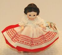 "Madame Alexander 8"" International Collectible Doll Russia  with box"