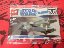 Lego Star Wars General Grievous Starfighter 8033 - BNIB - Polybag