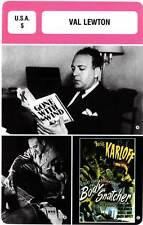 FICHE CINEMA :  VAL LEWTON -  USA (Biographie/Filmographie)