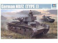 Trumpeter 1:35 NBFZ (Type I) German Tank Model Kit