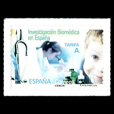 Spain 2018 - Biomedical Research in Spain Science - MNH