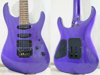 FERNANDES FR-55 MTV Purple Metallic REVOLVER SSH 1990s Ship from Japan 1021