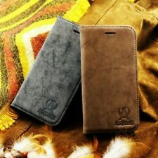 For Samsung Galaxy Note 4 Slim Case Pouch Cover Leather Synthetic