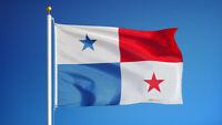 3ft x 5ft Panama Flag República de Panamá