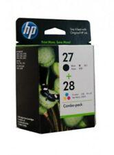 HP 27 28 Combo Ink Cartridges NEW GENUINE