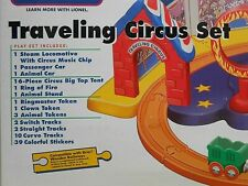 Lionel 7-75009 Traveling Circus Set - Sealed in Ob