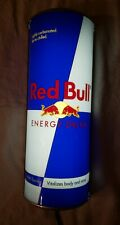 """Red Bull Energy Drink Lighted Sign 19.5"""" x 7.5"""" Wall Sign"""