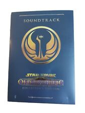*NEW And Never Used. Star Wars The Old Republic Collectors Edition Soundtrack