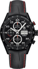 CV2A81.FC6237 | BRAND NEW TAG HEUER CARRERA CALIBRE 16 DAY-DATE MEN'S WATCH
