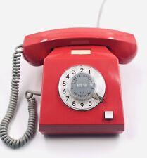 Altes Telefon,Nordfern,W63a,1969,Neuwertig TAE. Top Vintage Deko 1970er
