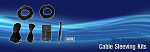 Thermaltake Cable Sleeving Kits (Black)