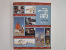 Basic Judaism for Young People, Vol.2: Torah by Naomi E. Pasachoff (Paperback)