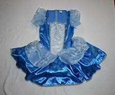 Disney Princess Adult Large 10-12 Cinderella Dress Costume