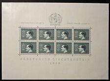 Sello LIECHTENSTEIN Stamp Yvert y Tellier nº377 x6 De Hecho De La Hoja N Y5