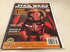 STAR WARS INSIDER MAGAZINE ISSUE #85 DARTH VADER IS BORN COVER JAN/FEB 2006