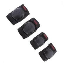 Motorcycle Mountain Bike Knee Elbow Pads Protector Guards Protective Gear
