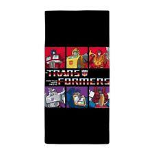 CafePress Transformers Autobots Decepticons Beach Towel (204797470)