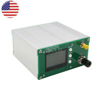 1Hz-6GHz Frequency Counter Kit Frequency Meter Statistical Function 11 bits USA