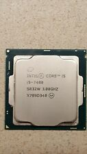 Defective Intel CPU i5-7400 LGA1151 AS-IS With Issues