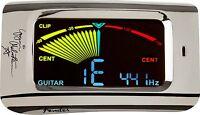 Genuine Fender® Yngwie Malmsteen FCT-15C Clip-On Tuner 023-9978-110