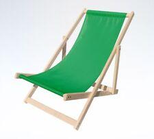 Klappliegestuhl holz segeltuch  Gartenliegen aus Holz günstig kaufen | eBay