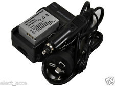 NB-7L NB7L Battery + Charger for Canon PowerShot G10 G11 G12 SX30 IS Camera New