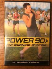 Power 90 Fat Burning System (DVD, exercise, 2011) - FIT19