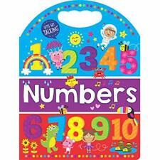 Numbers (Handle Board) [Board book] - Board Book NEW Publishing, Rai 01/01/2019