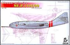 Unicraft Models 1/72 MESSERSCHMITT Me.P.1101/99 German Heavy Fighter Project