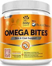 Omega Bites, ZENWISE, 90 Soft Chews Chicken