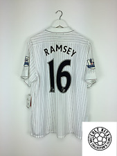 Arsenal RAMSEY #16 09/10 *BNWT* Away Football Shirt (XL) Soccer Jersey Nike