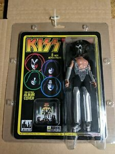 VINTAGE FIGURES TOY COMPANY KISS THE DEMON GENE SIMMONS 2011 NEW IN BOX