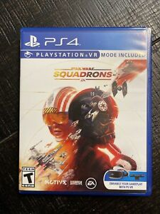 Star Wars Squadrons - Sony PlayStation 4 - Adult Owned