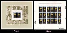US 4823c Medal of Honor World War II forever sheet MNH 2013